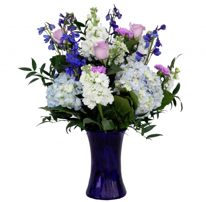 Best selling flowers akron pa roxannes flowers blue bliss mightylinksfo