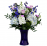 Blue Bliss  Vase Arrangement