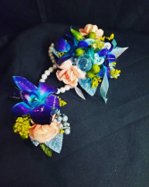 Blue Bomb Set Body flowers