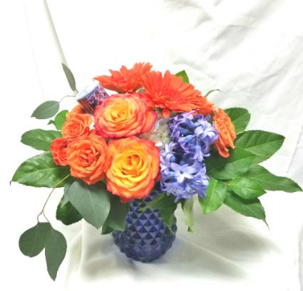 Blue By U Fresh Floral Design