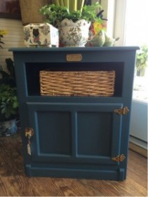 Blue Cabinet $95.00