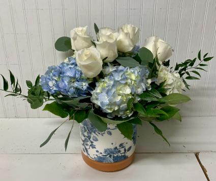 Blue Delft Beauty