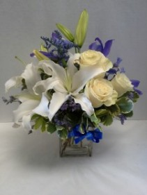 Blue Dream Floral Arrangement