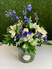 Blue Fairy Arrangement