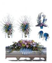 Blue Funeral Premium 2 Package