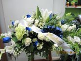 Blue Goodbye Funeral