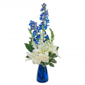 Blue Heaven  in Forney, TX | Kim's Creations Flowers, Gifts and More