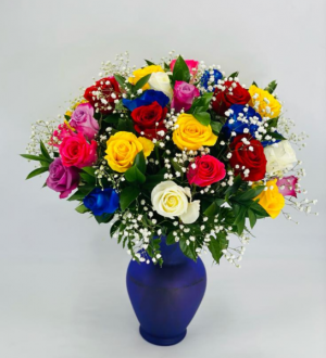 Blue Love  in Tamarac, FL | Ellie Flowers and Gift Shop