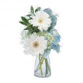 Blue Mist Arrangement