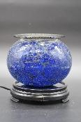 Blue oil Burner