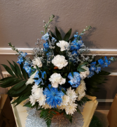 Blue Remembrance   Sympathy