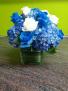 Blissful Garden Flower Basket
