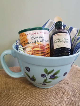 Blueberry Bowl Breakfast! Gift
