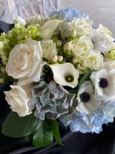 Blues Elite Flower Arrangement