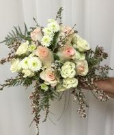 Blush Bouquet Freestyle Handheld