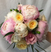 Blush Bridal Bouquet Bridal Bouquet