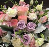 Blush Bridal Bouquet  Wedding
