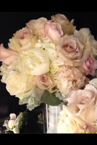 Blush Colored Bouquet