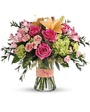 Blush Life Bouquet  in Wray, CO | LEIGH FLORAL & GIFT