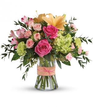Blush Life Bouquet  in Bradenton, FL | Detalles En Flores