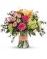 Blush Life Bouquet Vase Arrangement