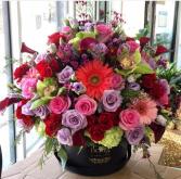 Blush Life Flower Box
