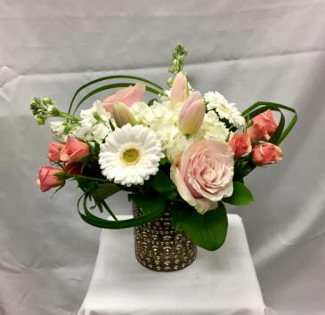 Blush N Bashful Fresh Floral Design
