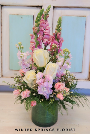 Blush of Love   in Winter Springs, FL | WINTER SPRINGS FLORIST AND GIFTS