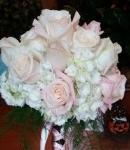 Blush Pink Handtied Bouquet