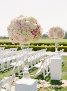 Blush Pink Pedestal