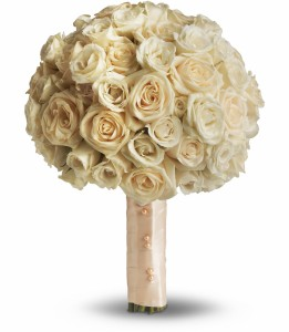 Blush Rose Bouquet H1861A