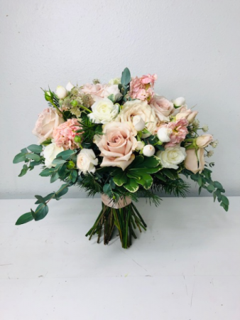 Blush Wedding Bouquet Wedding Bouquet