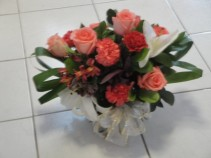 BLUSH - Flowers For You Only. Birthday Flowers