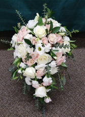 Blushing Beauty Wedding Bouquet