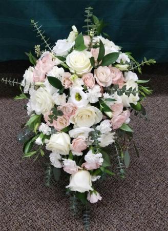 Blushing Beauty Wedding Bouquet