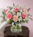 Blushing Blooms™ Bouquet From Roma Florist