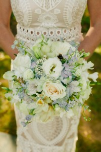 Blushing Bobbi Bride's Bouquet Abloom Original