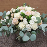 Blushing Bridal Bouquet