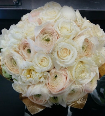 Blushing Bride Bouquet Bridal Bouquet