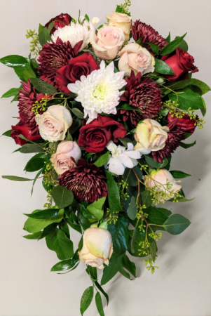 Blushing Bride Bouquet Bridal bouquet In-House Special