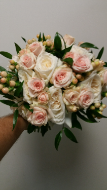 Blushing Bride Bridal Bouquet