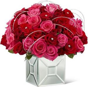 Blushing Extravagance Luxury Bouquet  in Las Vegas, NV | Blooming Memory