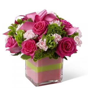 Blushing Invitations Bouquet - B28-4802  in Kanata, ON | Brunet Florist