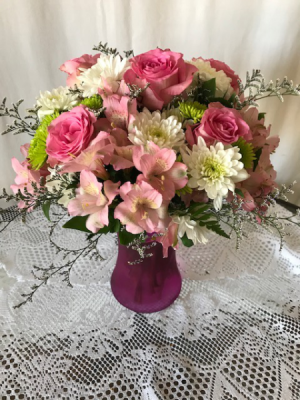 Blushing Pink  in West Monroe, LA | ALL OCCASIONS FLOWERS AND GIFTS