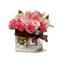 Blushing Pink Arrangement