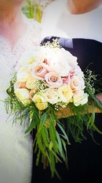 Blushing Pink Wedding