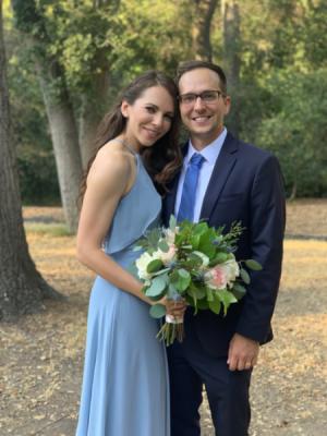 Blushing Simple wedding  in Syracuse, IN   Dynamic Floral