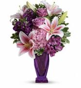 Blushing Violet TEV42