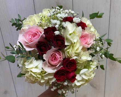 W  Blushing Beauty Bouquet