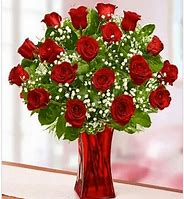 Two Dozen Red Roses   in Margate, FL | THE FLOWER SHOP OF MARGATE